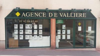 Agence De Vallière - Agence immobilière - Suresnes