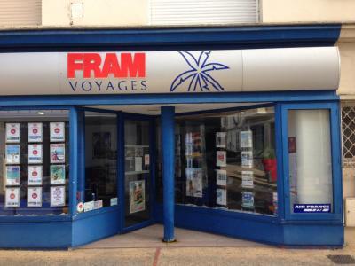 Agence De Voyages FRAM - Agence de voyages - Aire-sur-l'Adour