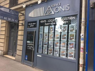 Agence Dionis Immobilier - Agence immobilière - Paris