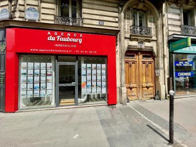 Agence Du Faubourg Poissonniere - Expert en immobilier - Paris