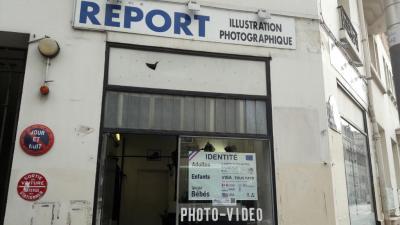 Agence Report - Photographe de portraits - Paris