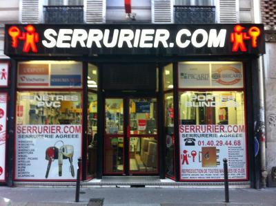 Agencement Métal Rénovation - Serrurier - Paris