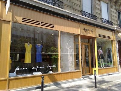 Agnes B - Vêtements homme - Paris