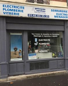 Aguesseau Services - Plombier - Boulogne-Billancourt