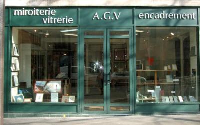 AGV Miroiterie et Encadrement - Miroiterie - Paris