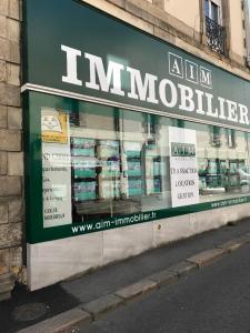Aim Immobilier - Agence immobilière - Vannes
