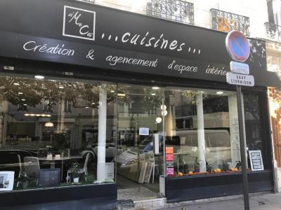 Aime Ces Cuisines - Vente et installation de cuisines - Vincennes