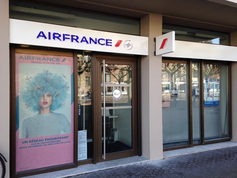 Air France Agence Strasbourg Strasbourg Agence De Voyages Adresse Avis