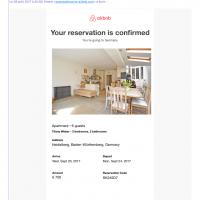 Airbnb France - PARIS