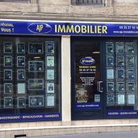 AJP Immobilier Bordeaux Saint-Seurin - BORDEAUX