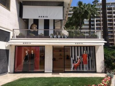 Akris - Haute couture - Cannes