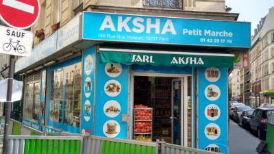 Aksha - Alimentation générale - Paris