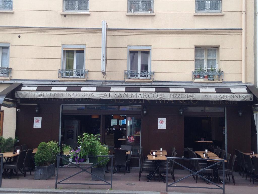 La Maison Bleue Issy Les Moulineaux saint marco café à issy les moulineaux