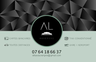 Al Taxi Auvergne - Taxi - Clermont-Ferrand