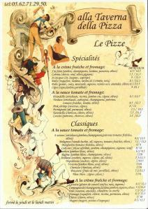Ala Taverna Della Pizza - Restaurant - Castanet-Tolosan