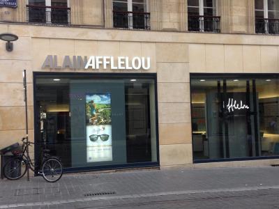 Alain Afflelou - Vente et location de matériel médico-chirurgical - Bordeaux