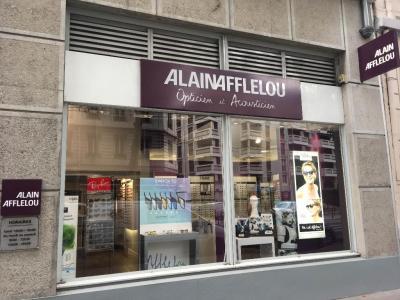 Alain Afflelou Opticien - Vente et location de matériel médico-chirurgical - Lyon