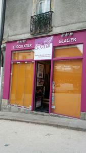 Alain Chartier - Fabrication de chocolats et confiseries - Vannes