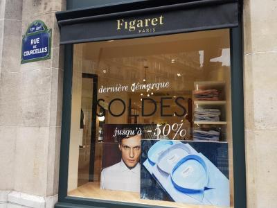 Figaret Paris - Vêtements femme - Paris