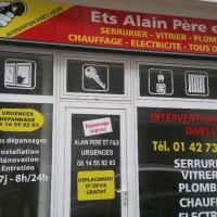 Alain Père et Fils - PARIS