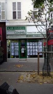 Alain Rousseau Immobilière Coine SA - Agence immobilière - Paris