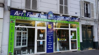 Alazard Isolation - Fenêtres - Paris