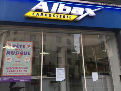 Albax Paris 15 - Garage automobile - Paris