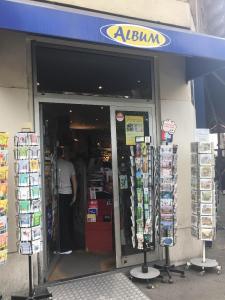 Album Comics - Librairie - Paris