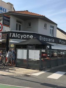 Alcyone - Restaurant - Fort-Mahon-Plage