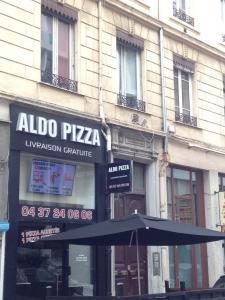 Aldo Pizza - Restaurant - Lyon