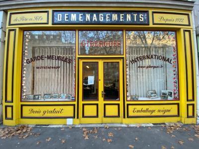 Alésia Déménagement - Déménagement - Paris