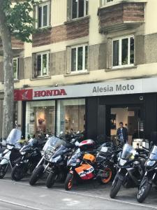 Honda Moto - Agent concessionnaire motos et scooters - Paris