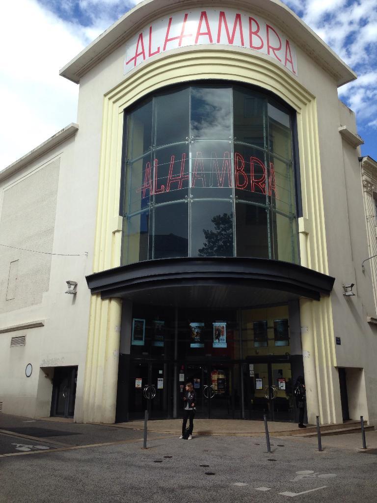 ALHAMBRA Saint Etienne - Cinéma (adresse, avis)