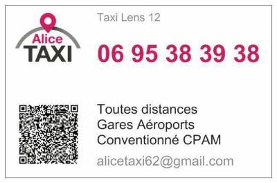 Alice Taxi Lens - Taxi - Avion