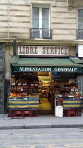Alimentation Alhilali - Alimentation générale - Paris