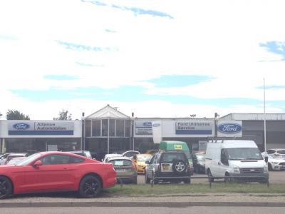 Alliance Automobiles - Carrosserie et peinture automobile - Sélestat