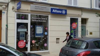 Allianz Assurances Guisnet Xavier - Société d'assurance - Vincennes