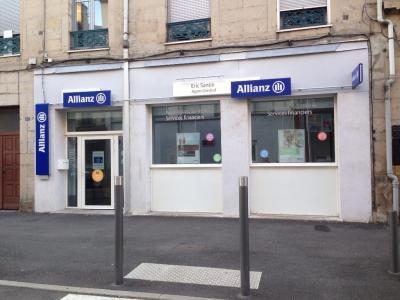 Allianz Santin Eric Agent Général - Société d'assurance - Rive-de-Gier