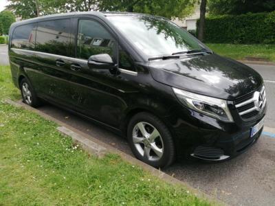 Allo Vtc Dimitri - Location d'automobiles avec chauffeur - Beauvais