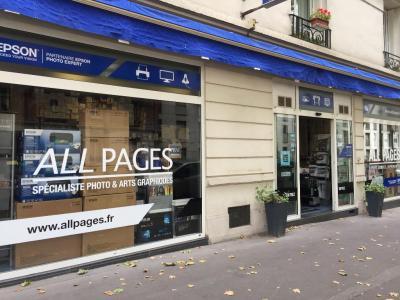 Allpages SARL - Dépannage informatique - Paris