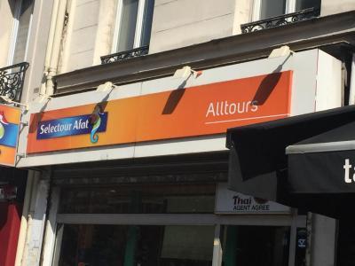 Alltours - Agence de voyages - Paris