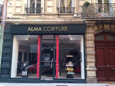 Alma Coiffure - Coiffeur - Saint-Étienne