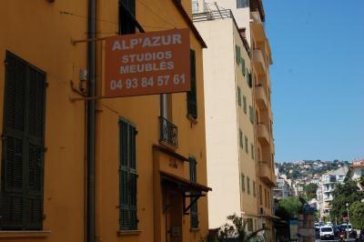 Alpazur Meublé - Location d'appartements - Nice
