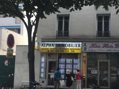 Alpha Immobilier - Agence immobilière - Paris