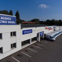 Alsace Electro Diesel (AED) - HOERDT