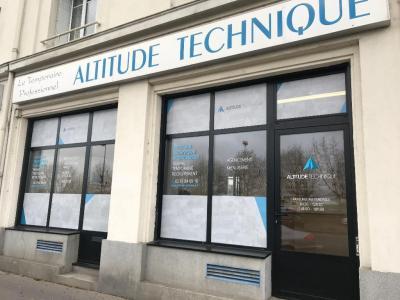 Altitude Technique SARL - Agence d'intérim - Nantes