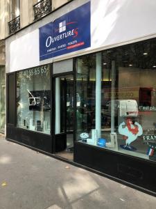 Alumir - Stores - Paris