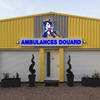 Ambulances Douard - SAINT VALLIER