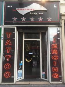 American Body Art - Tatouages - Paris