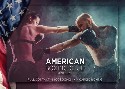 American Boxing Club - Club de jeux de société, bridge et échecs - Angers